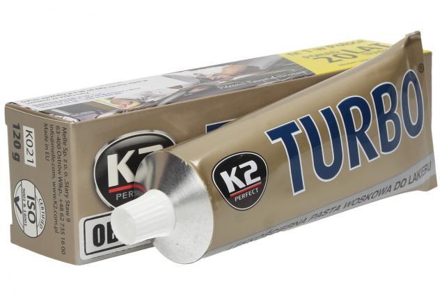 Foto 3 - K2 TURBO - pasta na obnovu laku