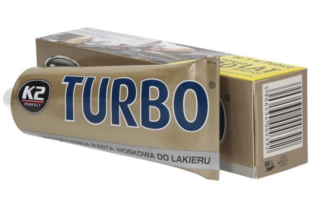 Foto 4 - K2 TURBO - pasta na obnovu laku