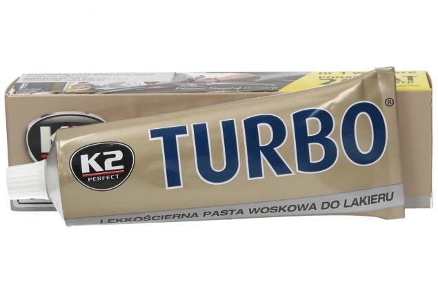 Foto 5 - K2 TURBO - pasta na obnovu laku