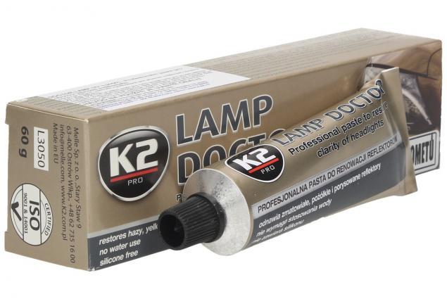Foto 6 - K2 LAMP DOCTOR 60 g - pasta na renovaci světlometů