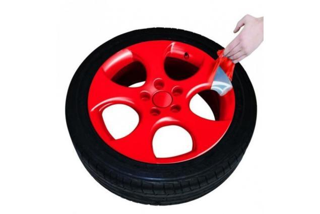 Foto 8 - K2 COLOR FLEX 400 ml - gumová barva na disky kol