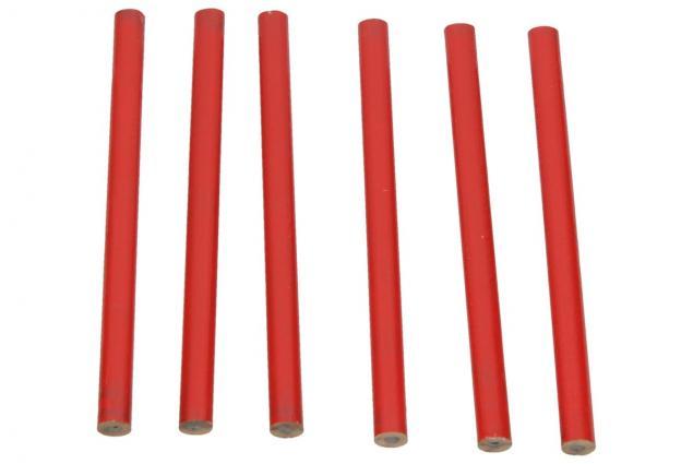 Foto 4 - Zednické tužky 6 kusů