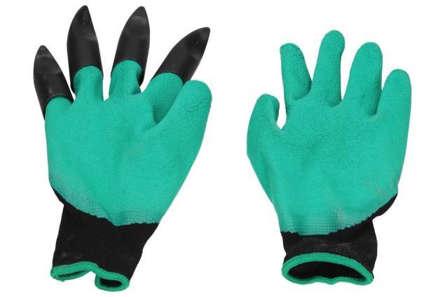 Foto 4 - Zahradní rukavice s drápy