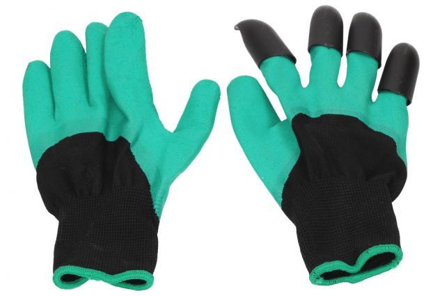 Foto 6 - Zahradní rukavice s drápy