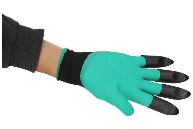 Foto 7 - Zahradní rukavice s drápy