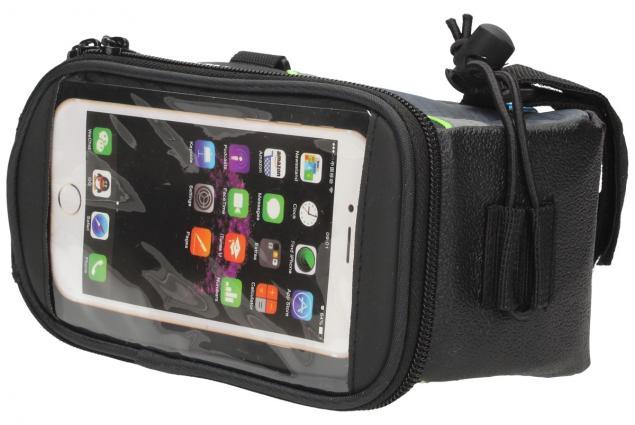 Foto 9 - Taška na kolo Smart Phone Rowheel s dotykovou PVC vrstvou