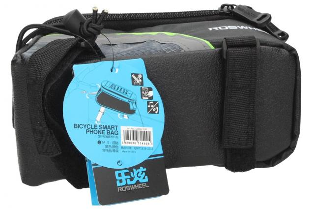Foto 12 - Taška na kolo Smart Phone Rowheel s dotykovou PVC vrstvou
