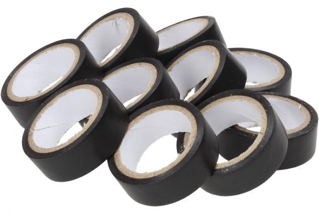Foto 4 - Izolační samolepící páska černá sada 10 ks