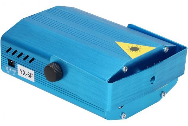 Foto 7 - Mini laserový projektor