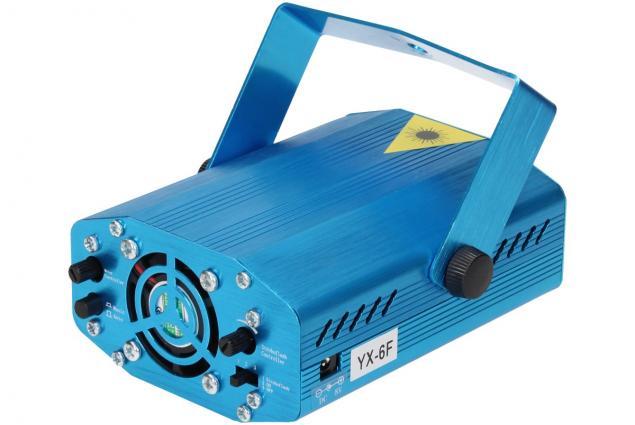 Foto 9 - Mini laserový projektor