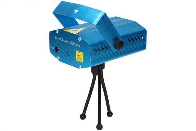 Foto 11 - Mini laserový projektor