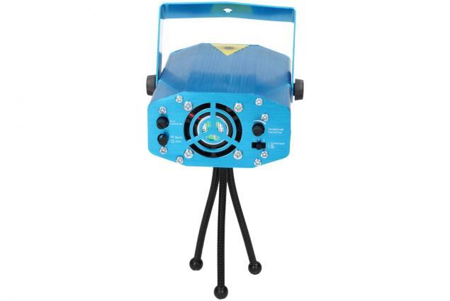 Foto 13 - Mini laserový projektor