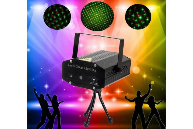 Foto 4 - Mini laserový projektor