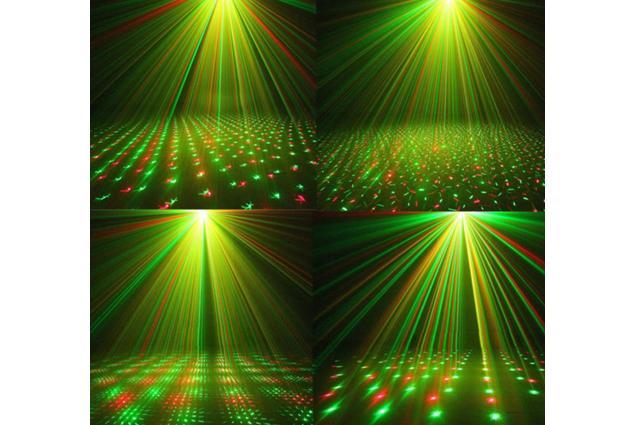 Foto 5 - Mini laserový projektor