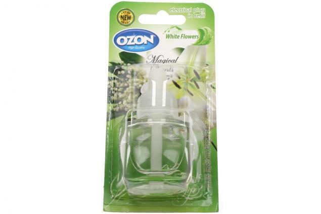 Foto 4 - Ozon - náplň do elektrického osvěžovače White flowers