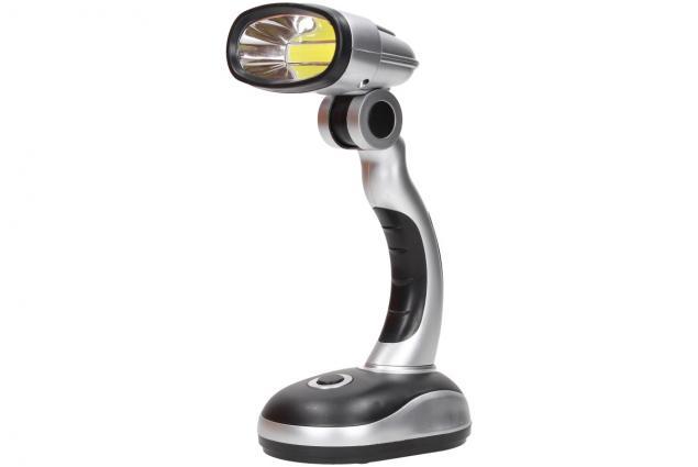 Foto 4 - Stolní přenosná LED lampa IJ47 nastavitelná