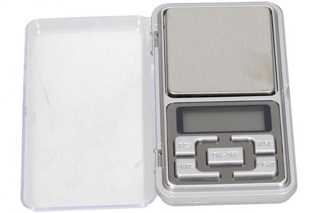 Foto 2 - Digitální kapesní váha 500g