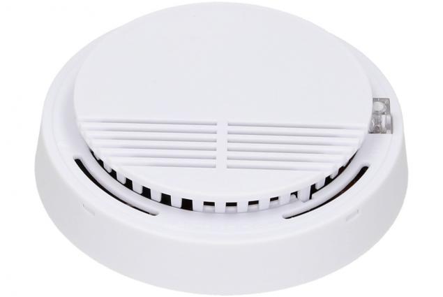 Foto 3 - Elektrický kulatý detektor kouře LX 222
