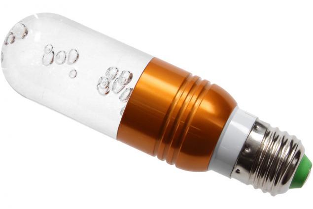 Foto 7 - LED tvarová RGB žárovka 3W na ovládání