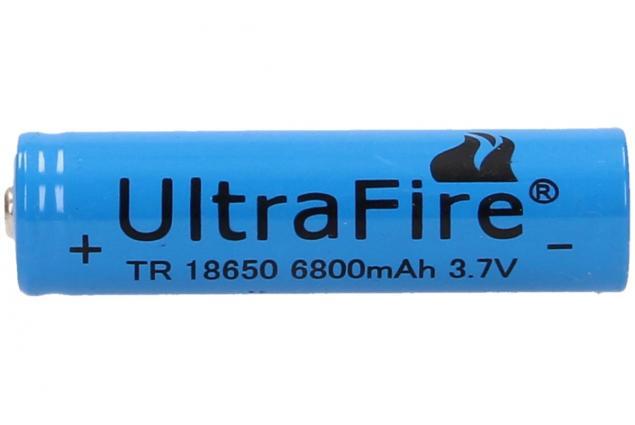 Foto 3 - Dobíjecí baterie Ultra Fire 6800mAh 3.7V