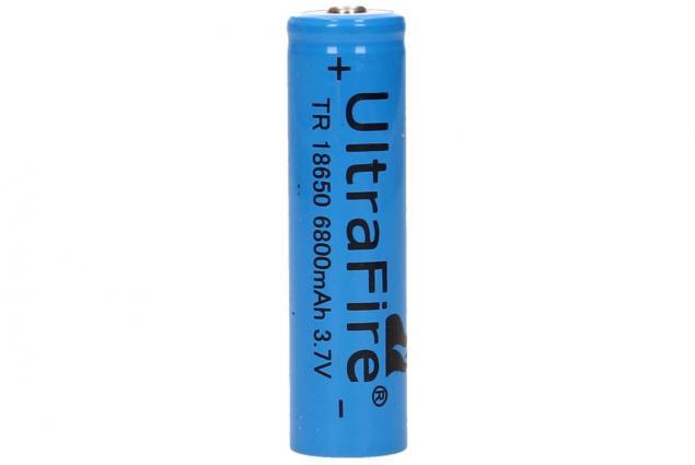 Foto 7 - Dobíjecí baterie Ultra Fire 6800mAh 3.7V
