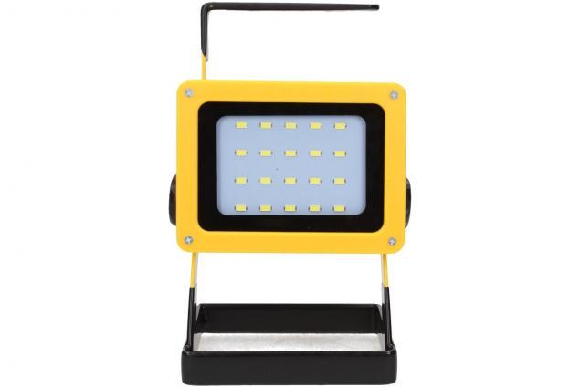 Foto 3 - Přenosný nabíjecí LED reflektor 10W 20 cree LED