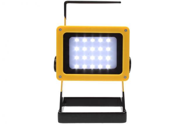 Foto 4 - Přenosný nabíjecí LED reflektor 10W 20 cree LED