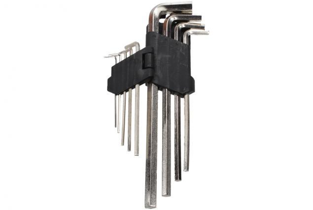 Foto 6 - Sada imbusových klíčů bez kuličky 9 dílů
