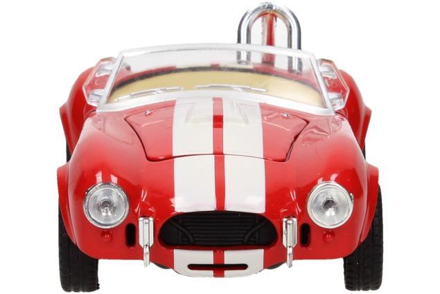 Foto 2 - Autíčko na setrvačník Vintage Car No:987-22 Cobra