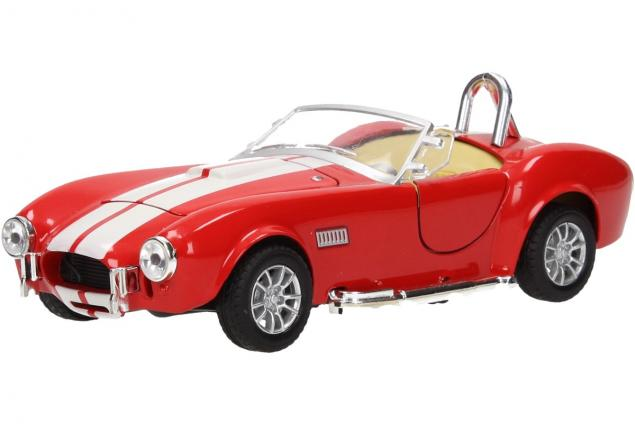 Foto 3 - Autíčko na setrvačník Vintage Car No:987-22 Cobra