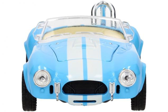 Foto 6 - Autíčko na setrvačník Vintage Car No:987-22 Cobra