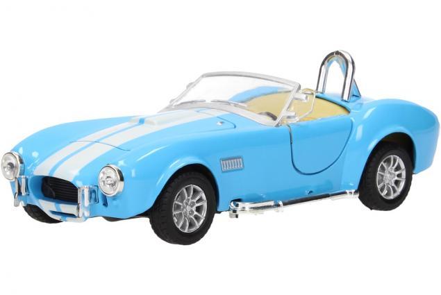 Foto 7 - Autíčko na setrvačník Vintage Car No:987-22 Cobra