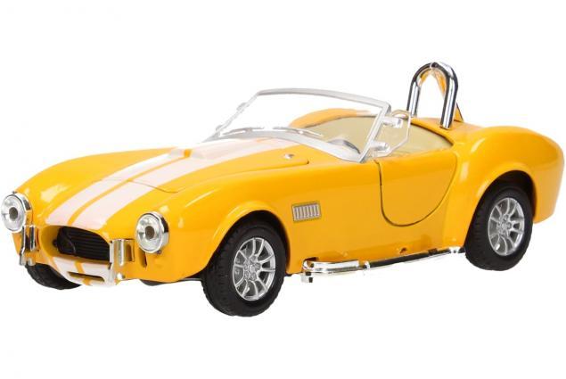 Foto 9 - Autíčko na setrvačník Vintage Car No:987-22 Cobra
