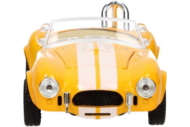 Foto 8 - Autíčko na setrvačník Vintage Car No:987-22 Cobra