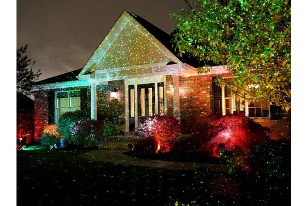 Foto 7 - Stars Viewer FOYU venkovní LED projektor