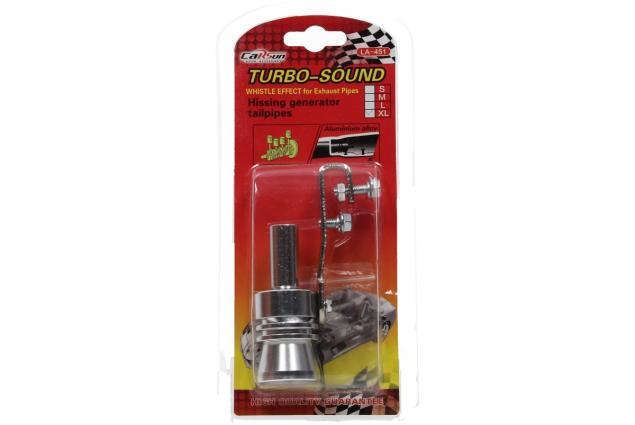 Foto 6 - Turbo SOUND výfukový ventil CarSun LA-451