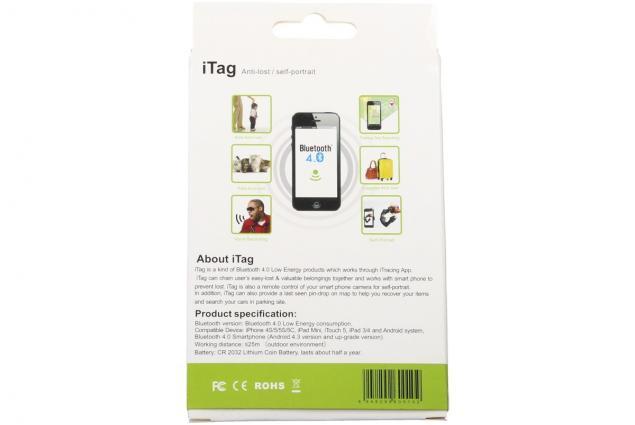 Foto 3 - Chytrý hledač klíčů iTag - Bluetooth