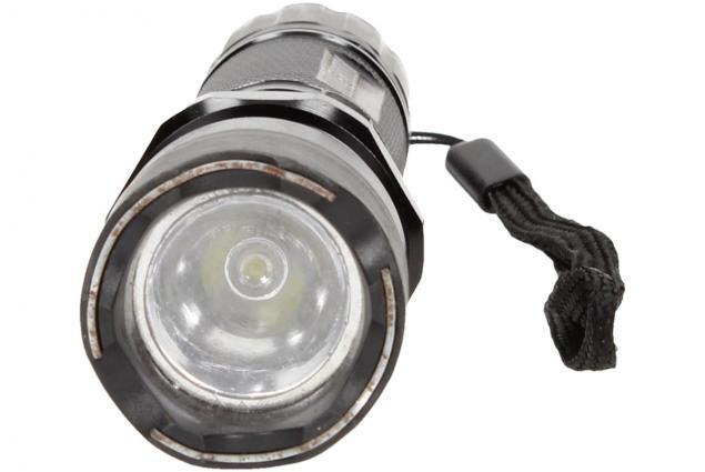 Foto 9 - Výkonná nabíjecí baterka s paralyzérem 2v1