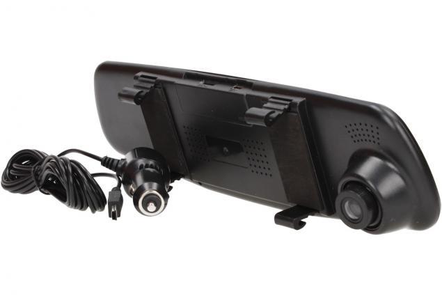 Foto 7 - Kamera do auta ve zpětném zrcátku