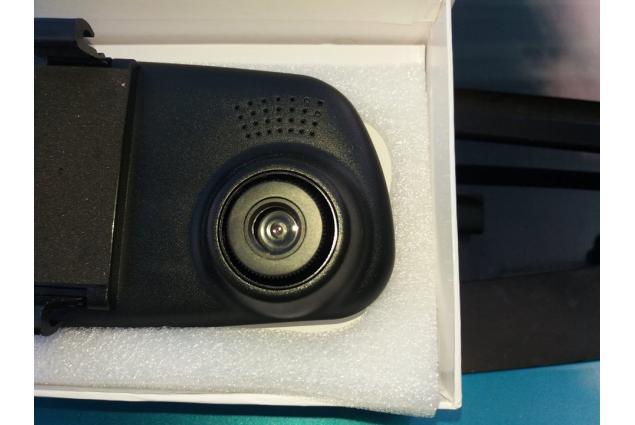 Foto 8 - Kamera do auta ve zpětném zrcátku