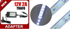 Adaptér 12V k LED pásku