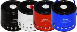 Bluetooth mobilní reproduktor