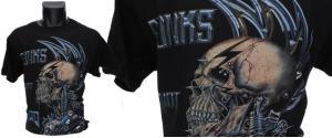 Tričko Punks Not Dead