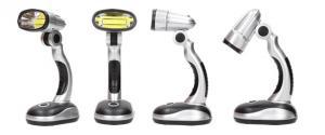 Stolní přenosná LED lampa IJ47 nastavitelná