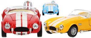 Autíčko na setrvačník Vintage Car No:987-22 Cobra