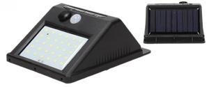 Solární světlo s pohybovým čidlem SL88