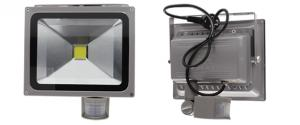 Úsporný reflektor 30W s čidlem