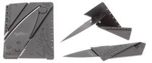 Nůž velikosti kreditní karty