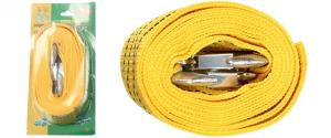 Tažné lano ploché na auto 4 m a 3 tuny