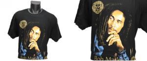 Tričko Bob Marley